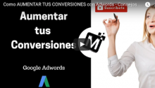 Objetivos inteligentes Adwords