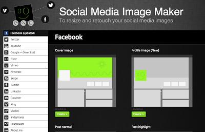 diseño en las redes sociales