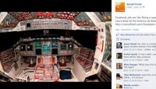 Ejemplo de marketing de contenidos en facebook