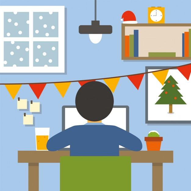 Christmas vector designed by Vvstudio - Freepik.com